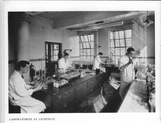 Sandfields Labs