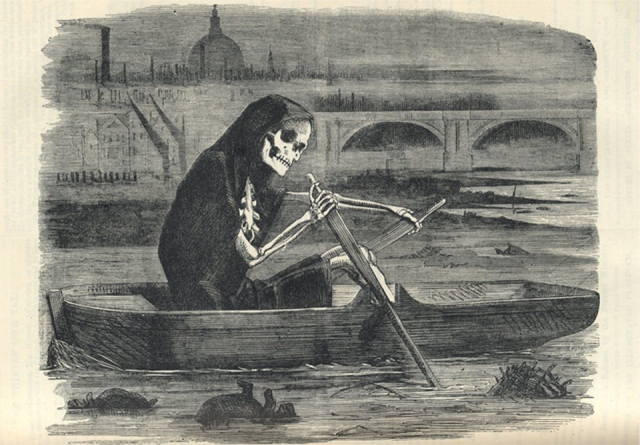 Sir Joseph Bazalgette & the Great Stink of London